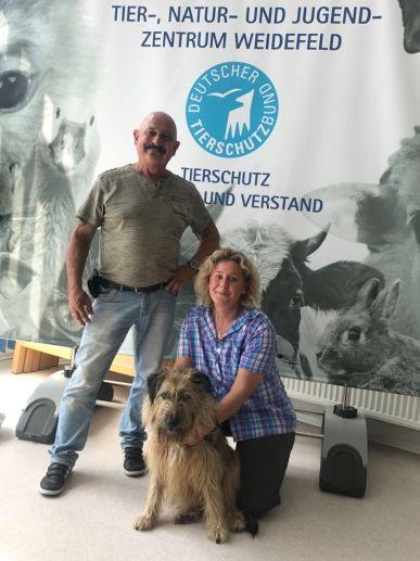 Weiterbildung beim Deutschen Tierschutzbund